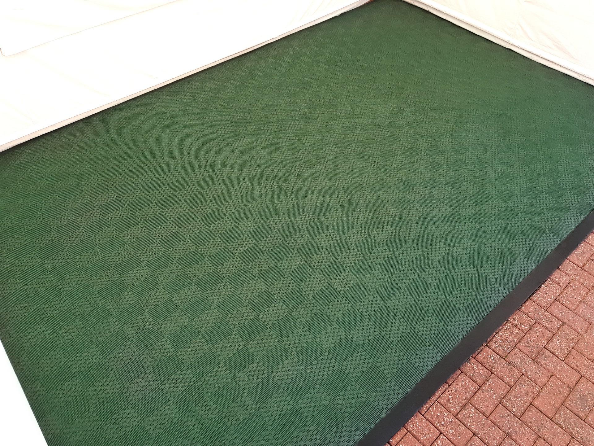 Marquee carpet