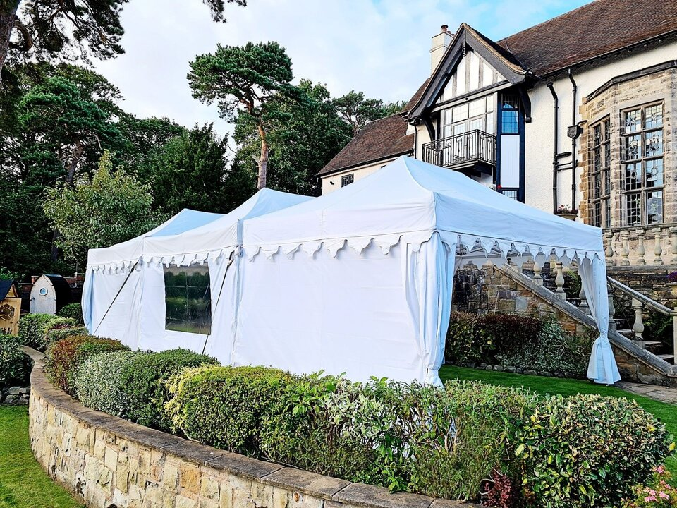 4.5m & 6m Wide Marquees